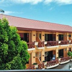 Отель Anyavee Ban Ao Nang Resort балкон