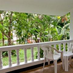 Отель Fullmoon Beach Resort балкон