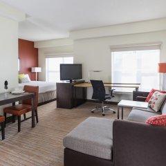 Отель Residence Inn By Marriott Minneapolis Bloomington Блумингтон комната для гостей фото 3