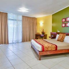 Отель Tanoa International Hotel Фиджи, Вити-Леву - отзывы, цены и фото номеров - забронировать отель Tanoa International Hotel онлайн комната для гостей фото 5