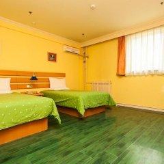 Отель Home Inn Ciyunsiqiao комната для гостей