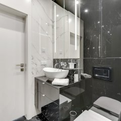 Апартаменты Downtown Apartments - Nowa Motlawa ванная