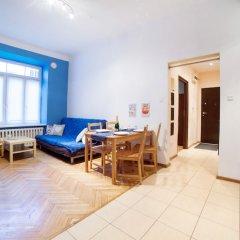 Апартаменты Blue Happy Apartment Варшава фото 4