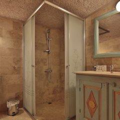 Three Doors Cappadocia Турция, Ургуп - отзывы, цены и фото номеров - забронировать отель Three Doors Cappadocia онлайн ванная фото 2