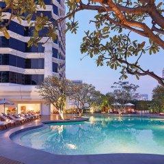 Отель Grand Hyatt Erawan Bangkok бассейн фото 3