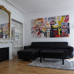 Апартаменты Residence Bergere - Apartments интерьер отеля
