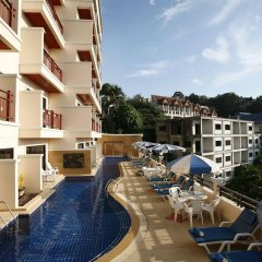Отель Jiraporn Hill Resort Пхукет бассейн фото 3