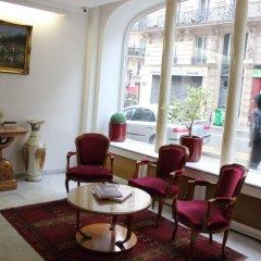 Отель Hôtel Metropol интерьер отеля фото 2