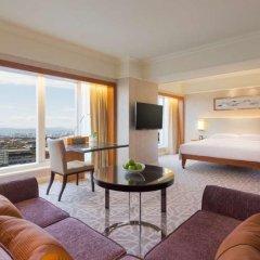 Отель Grand Hyatt Beijing комната для гостей фото 7
