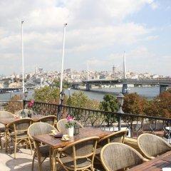 Отель Galata Bridge Apart Istanbul гостиничный бар