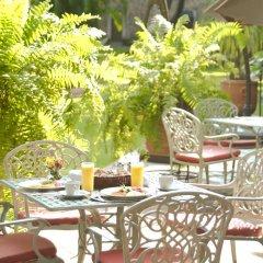 Отель Fiesta Americana Hacienda San Antonio El Puente Cuernavaca Ксочитепек питание фото 3