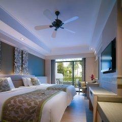 Отель Shangri-La Rasa Sentosa, Singapore (SG Clean) Сингапур, Сингапур - 2 отзыва об отеле, цены и фото номеров - забронировать отель Shangri-La Rasa Sentosa, Singapore (SG Clean) онлайн комната для гостей фото 4