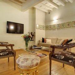 Отель Orlando Palace Apartments Италия, Флоренция - отзывы, цены и фото номеров - забронировать отель Orlando Palace Apartments онлайн комната для гостей фото 5