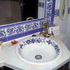Hotel Rural Soterraña ванная