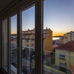 Апартаменты Chalet Estoril Luxury Apartment балкон