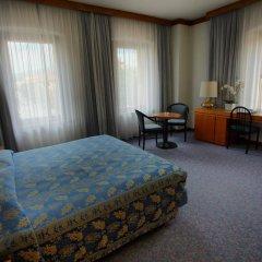 Отель Albergo Delle Alpi Беллуно комната для гостей