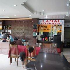 Апартаменты Lamai Apartment гостиничный бар фото 2