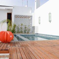 Отель Riad Dar Dar Марокко, Рабат - отзывы, цены и фото номеров - забронировать отель Riad Dar Dar онлайн бассейн