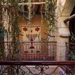 Отель Rose Noire Марокко, Уарзазат - отзывы, цены и фото номеров - забронировать отель Rose Noire онлайн балкон