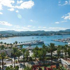 Отель The Red by Ibiza Feeling пляж