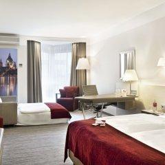 Отель Crowne Plaza Hannover спа