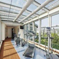 Sheraton Duesseldorf Airport Hotel фитнесс-зал фото 4