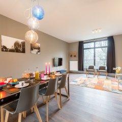 Отель Smartflats Design - Schuman Брюссель в номере