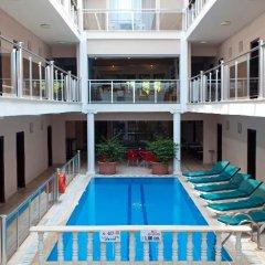 Palmiye Beach Hotel бассейн фото 3