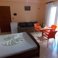 Отель Erioni Албания, Саранда - отзывы, цены и фото номеров - забронировать отель Erioni онлайн комната для гостей фото 4
