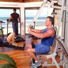 Hibiscus Beach Hotel & Villas фитнесс-зал