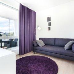 Отель Hotel Aallonkoti Финляндия, Хельсинки - отзывы, цены и фото номеров - забронировать отель Hotel Aallonkoti онлайн комната для гостей фото 4