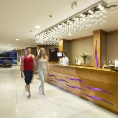 Ideal Pearl Hotel - All Inclusive - Adults Only интерьер отеля