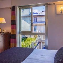 Отель Ampère Франция, Париж - отзывы, цены и фото номеров - забронировать отель Ampère онлайн комната для гостей фото 4