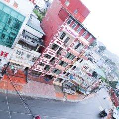 Mai Hoang Hotel Далат приотельная территория