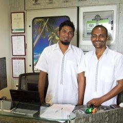 Отель Newtown Inn Мальдивы, Северный атолл Мале - отзывы, цены и фото номеров - забронировать отель Newtown Inn онлайн интерьер отеля фото 3