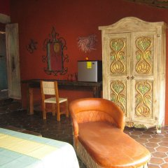 Отель El Nido At Hacienda Escondida - Bed And Breakfast интерьер отеля