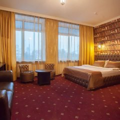 Отель Мартон Олимпик Калининград комната для гостей фото 5