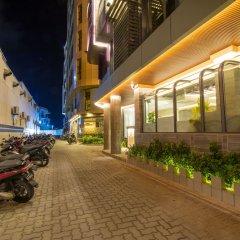 Отель Samann Grand Мальдивы, Мале - отзывы, цены и фото номеров - забронировать отель Samann Grand онлайн парковка