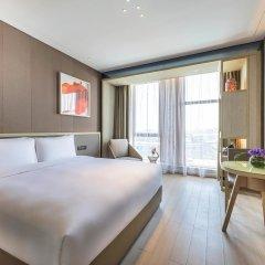 Отель Novotel Shanghai Clover комната для гостей фото 5
