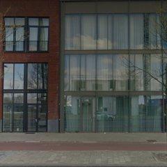 Отель NDSM Serviced Apartments Нидерланды, Амстердам - отзывы, цены и фото номеров - забронировать отель NDSM Serviced Apartments онлайн вид на фасад