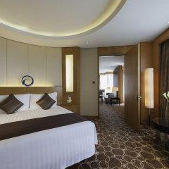Отель Crowne Plaza Shenzhen Futian, an IHG Hotel Китай, Шэньчжэнь - отзывы, цены и фото номеров - забронировать отель Crowne Plaza Shenzhen Futian, an IHG Hotel онлайн комната для гостей фото 5