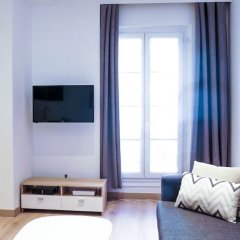 Отель Centre Nice - Massena - 2 rooms Франция, Ницца - отзывы, цены и фото номеров - забронировать отель Centre Nice - Massena - 2 rooms онлайн комната для гостей фото 4