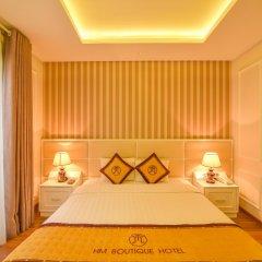 Hanoi HM Boutique Hotel комната для гостей фото 4