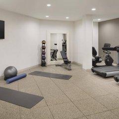 Отель Embassy Suites Columbus Колумбус фитнесс-зал