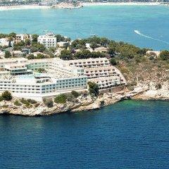 Отель HSM Sandalo Beach пляж