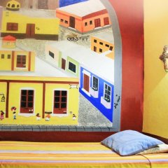 Отель CasaMy Hostal CasaZalaoui Гвадалахара