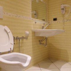 Отель Centrale Италия, Милан - отзывы, цены и фото номеров - забронировать отель Centrale онлайн ванная фото 2
