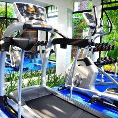 Отель Navatara Phuket Resort фитнесс-зал