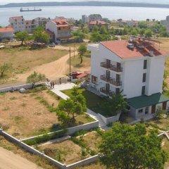 Villa Bagci Hotel Турция, Эджеабат - отзывы, цены и фото номеров - забронировать отель Villa Bagci Hotel онлайн пляж фото 2