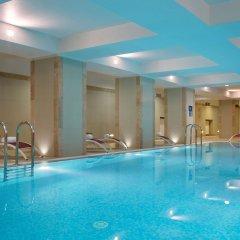 Гостиница Hilton Москва Ленинградская бассейн фото 2